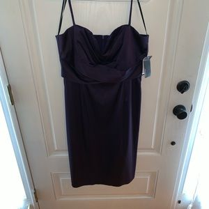 Donna Rocco dress size 14 purple